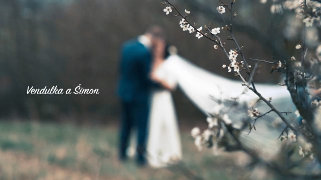 svatebni Vendy a Simon